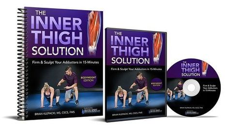 The Inner Thigh Solution eBook PDF Free Download | Baker