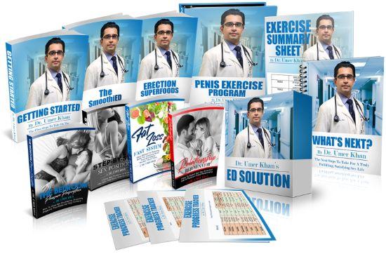 Dr. Khan's ED Solution Ebook PDF Download